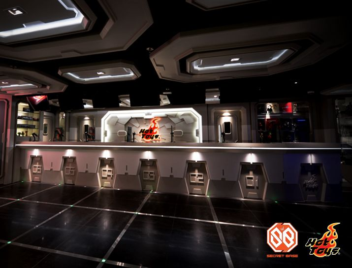 Hot Toys Hot Toys Presents Secret Base The Brand New