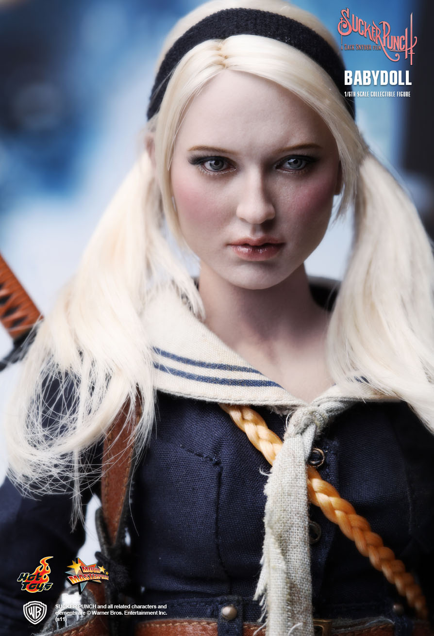 Hot Toys Sucker Punch Babydoll 1 6th Scale Collectible