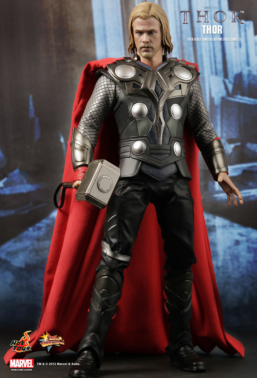 Hot Toys Thor Thor 1 6th Scale Limited Edition Collectible Figurine