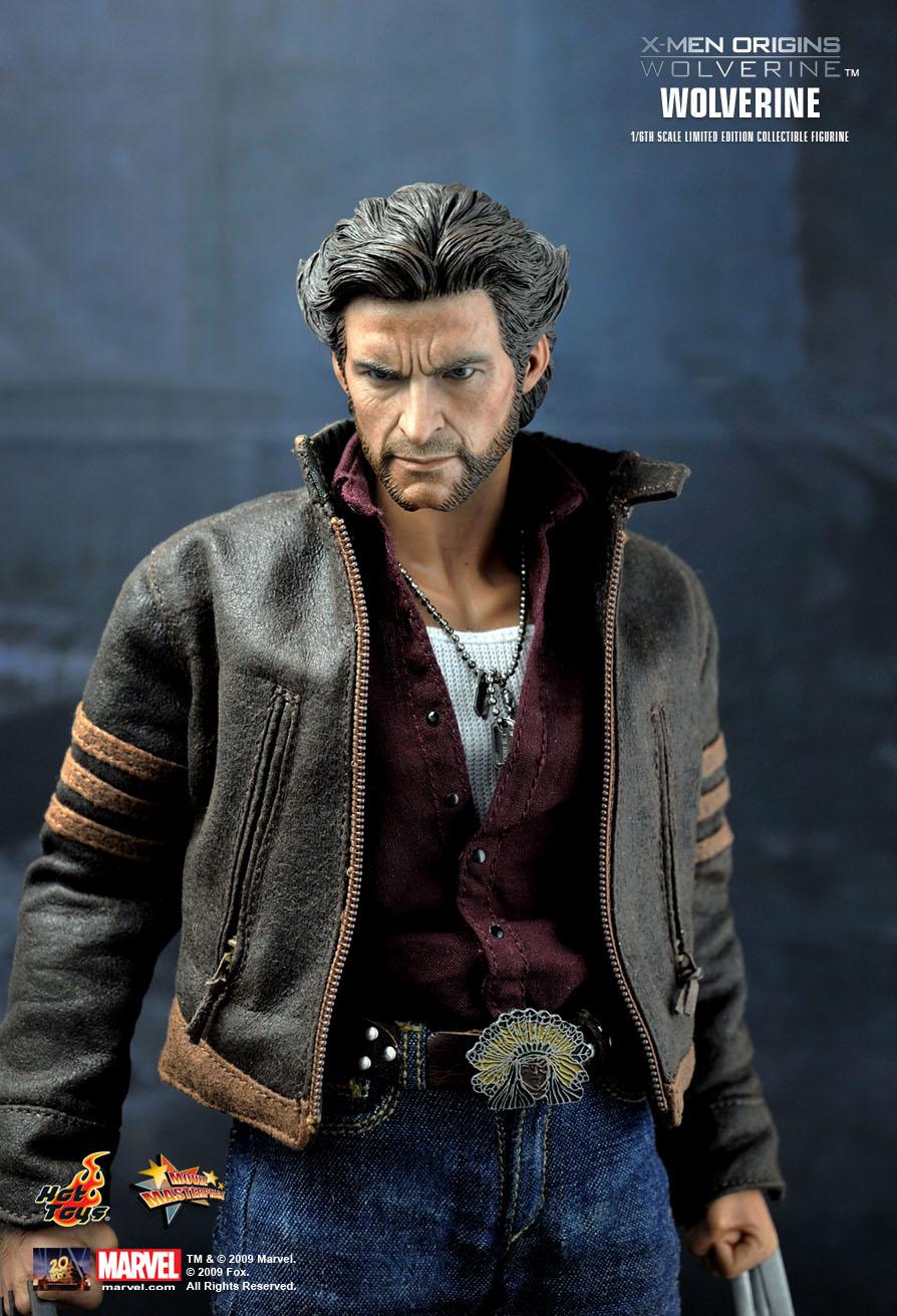 Hot Toys X Men Origins Wolverine Wolverine 1 6th