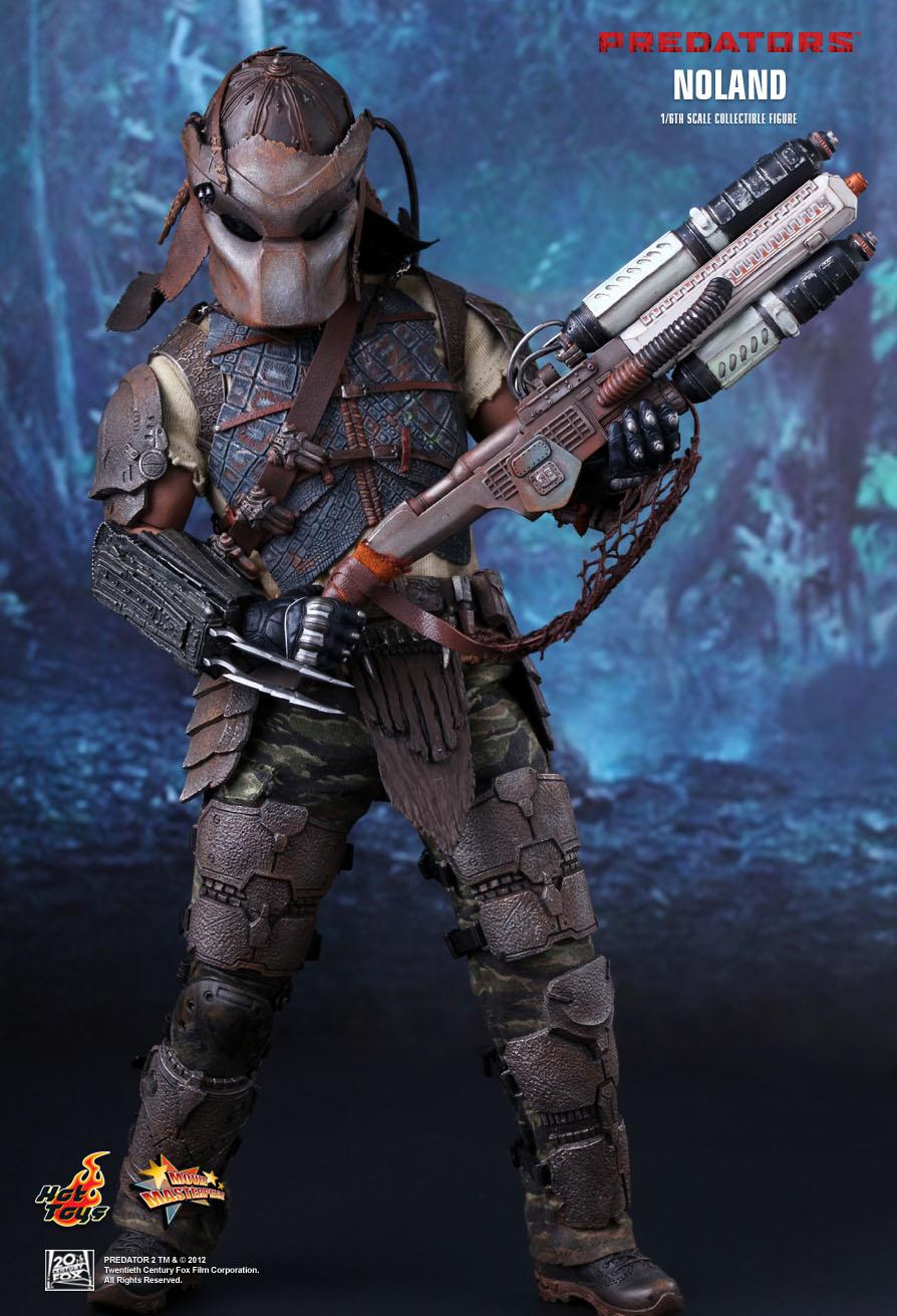 Hot Toys Predators Noland 1 6th Scale Collectible Figure