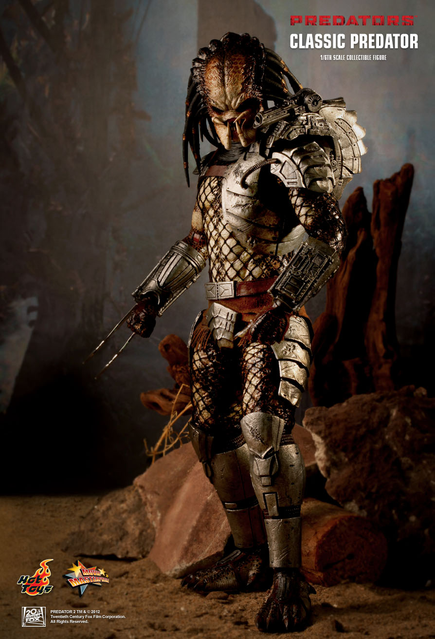 Hot Toys Predators 73