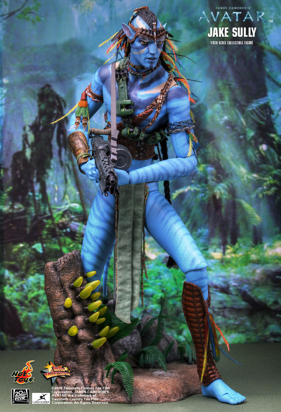 Hot Toys Avatar Jake Sully 1 6th Scale Collectible Figure