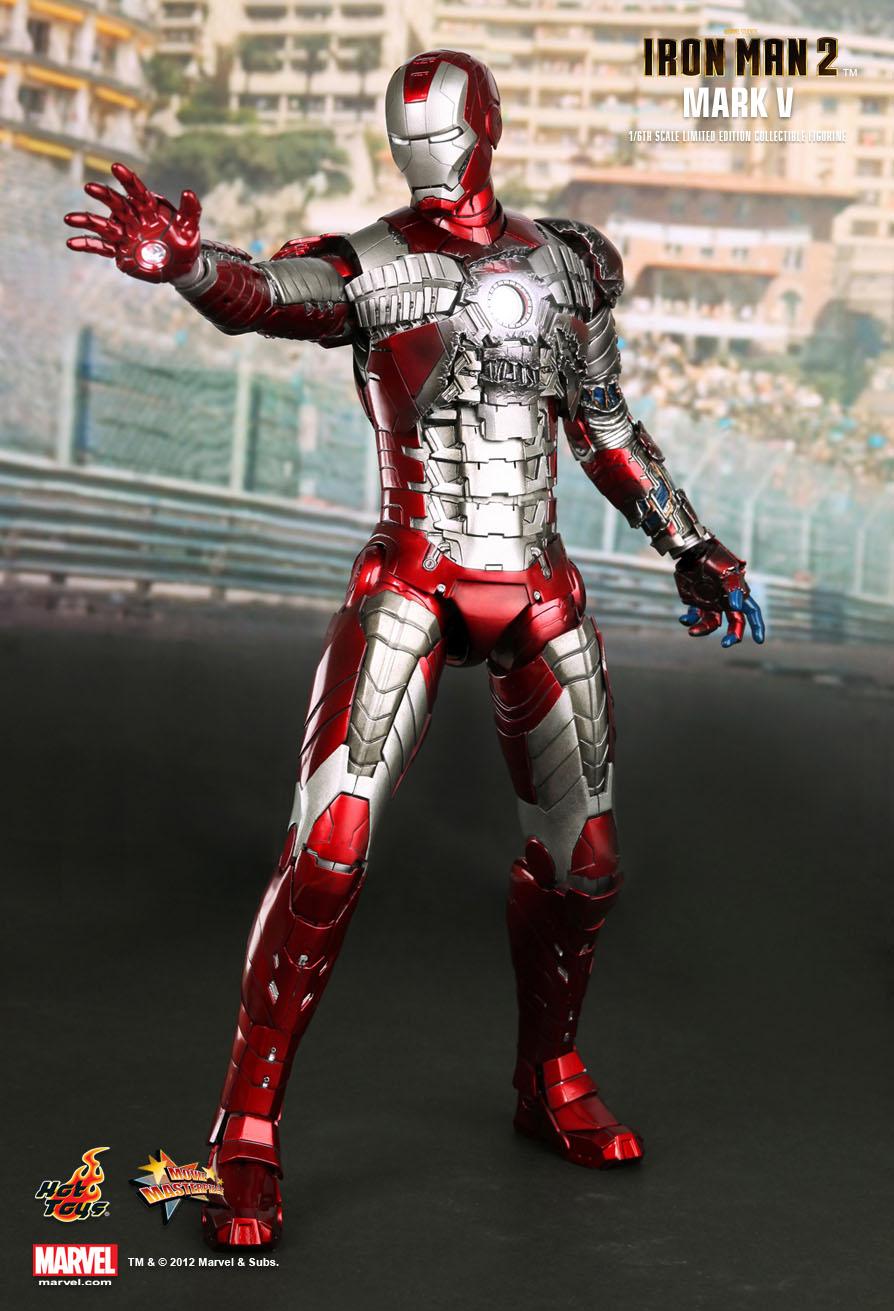 Avengers L'Ere d'Ultron figurine MMS Diecast 1/6 Iron Man Mark XLV Hot Toys