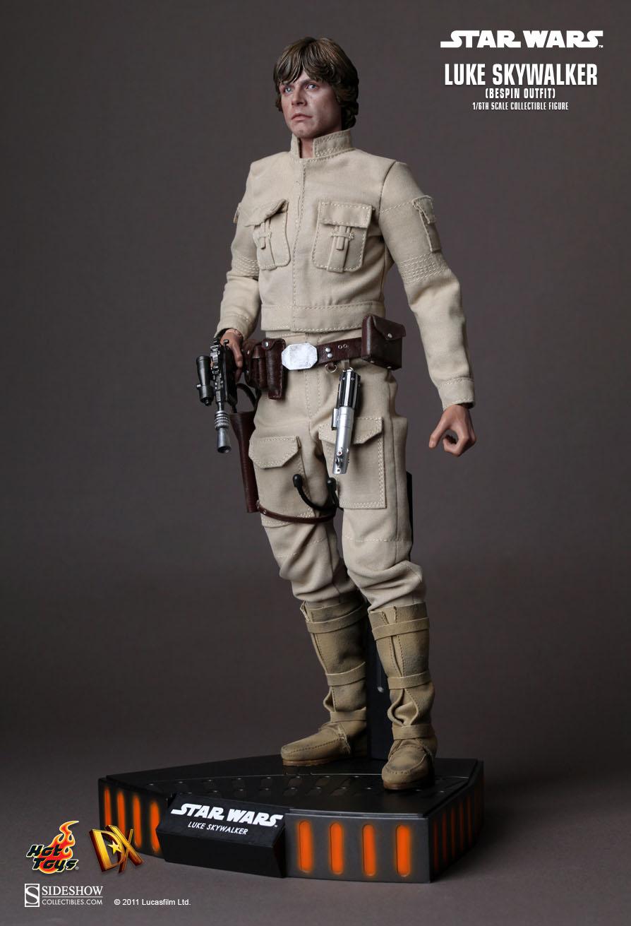 Hot Toys Star Wars Luke Skywalker Bespin Outfit 1