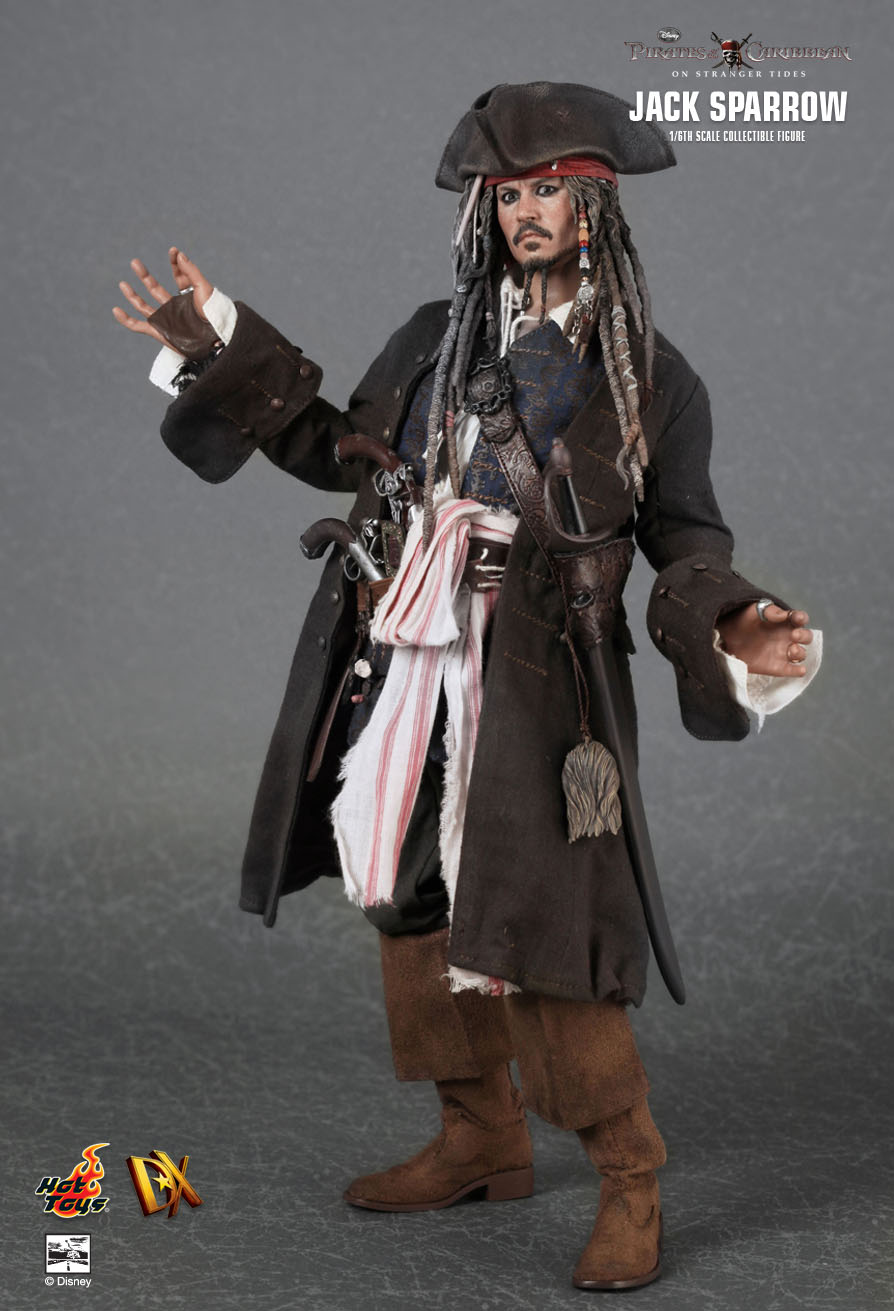 Hot Toys : Pirates of the Caribbean: On Stranger Tides ...