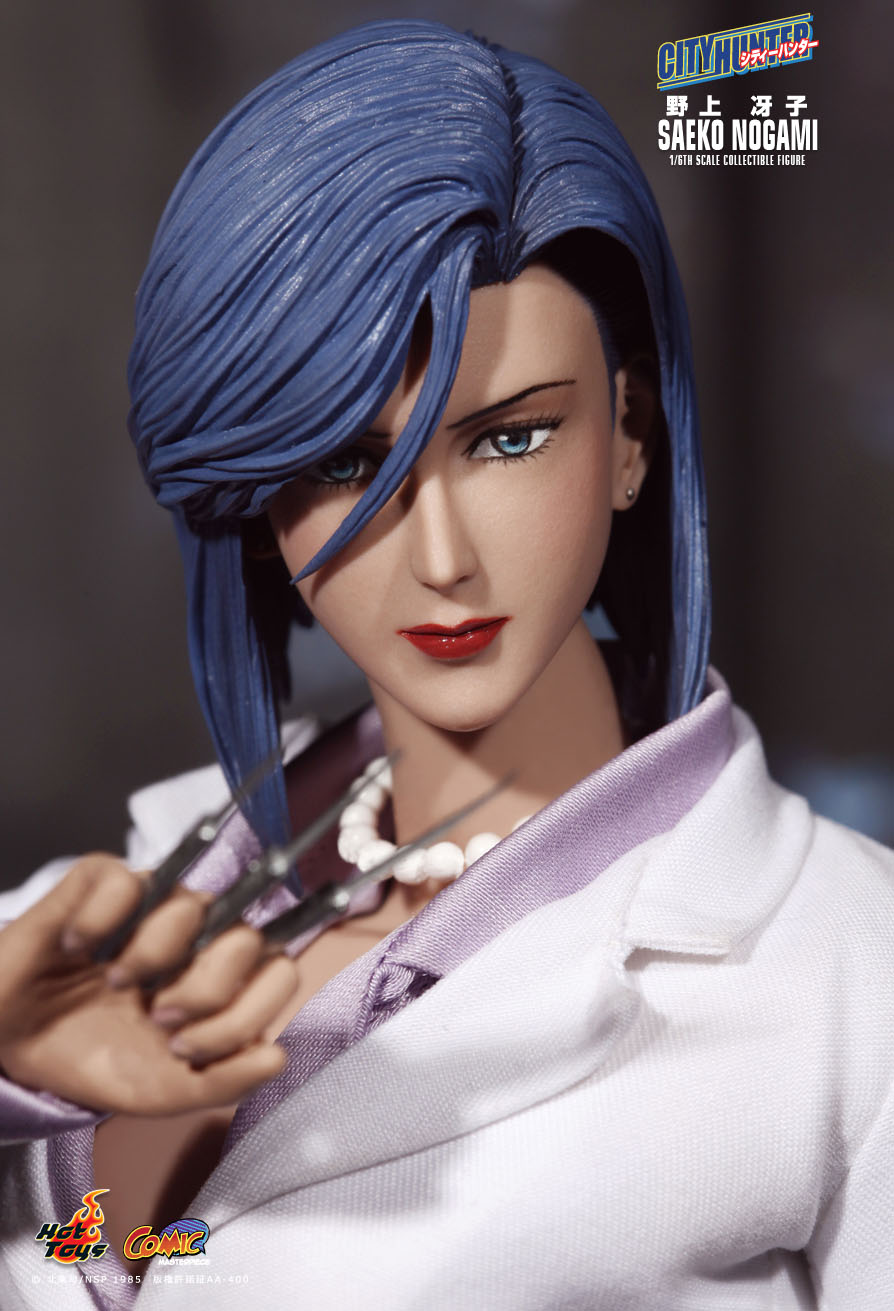 Hot Toys City Hunter Saeko Nogami 1 6th Scale