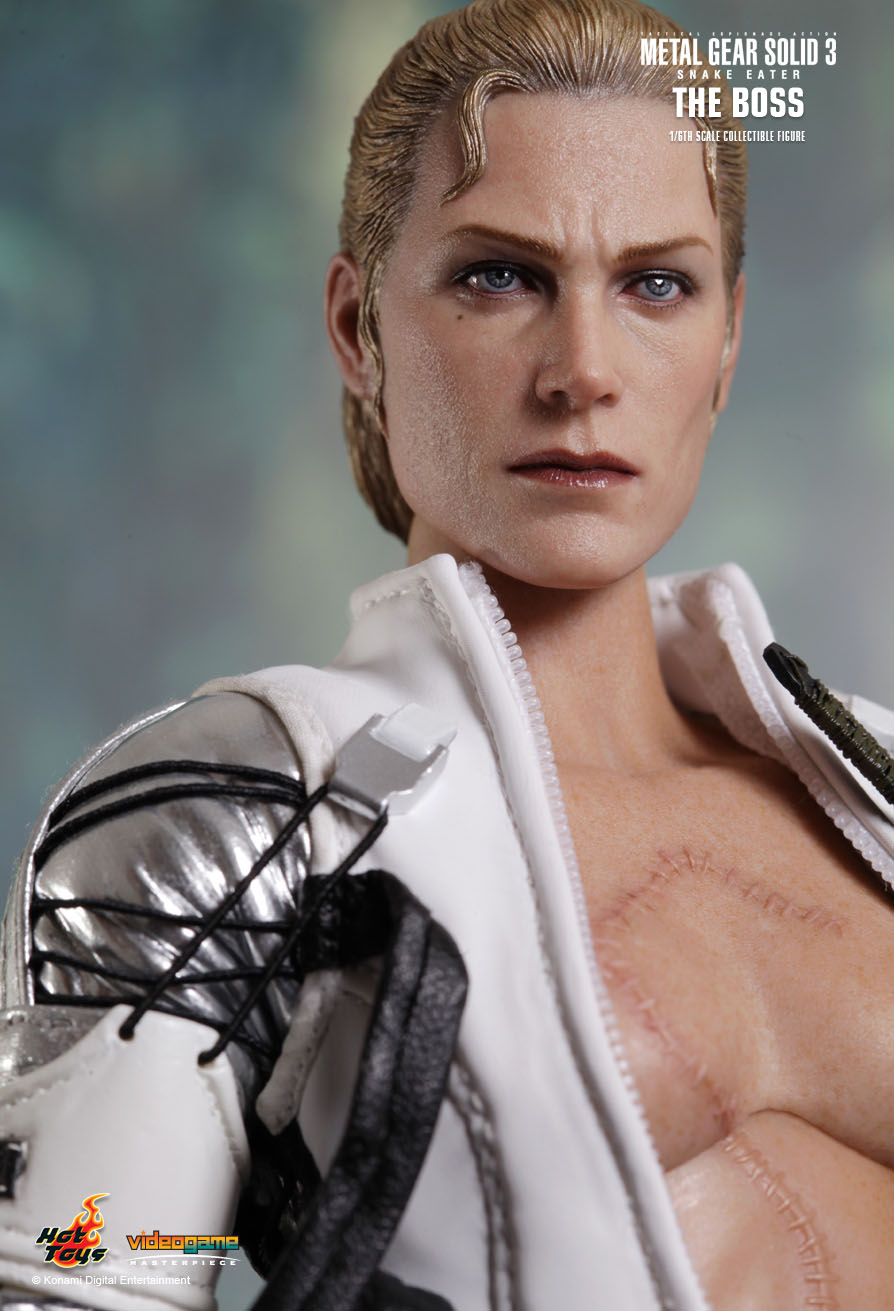 Hot Toys Metal Gear Solid 3 Snake Eater The Boss 1