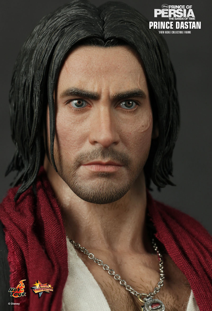 Dastan Figure Stand 1//6 Scale Hot Toys MMS127 Prince of Persia