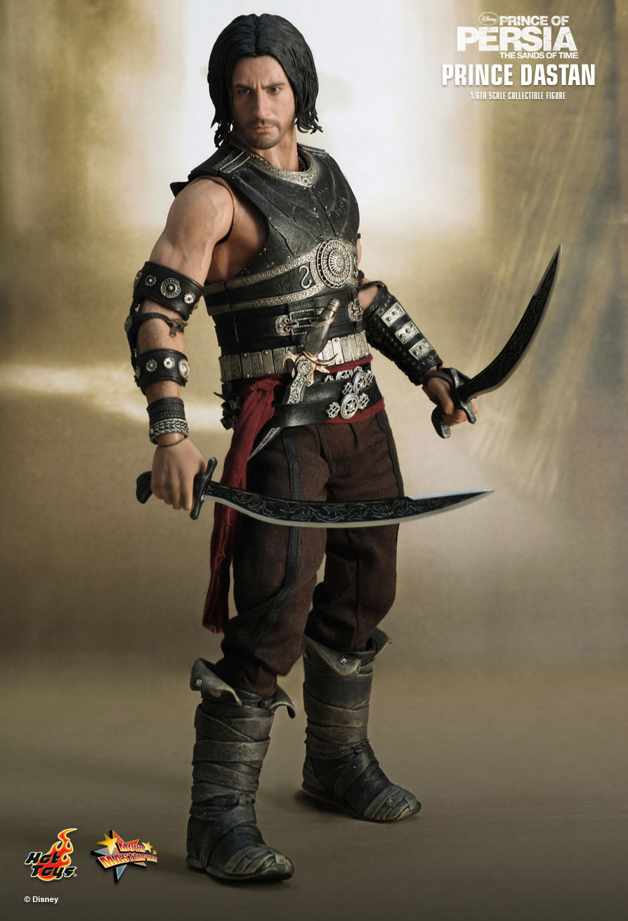 hot toys prince of persia the sands of time prince
