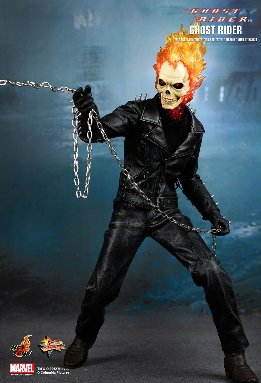 Hot Toys : Ghost Rider...