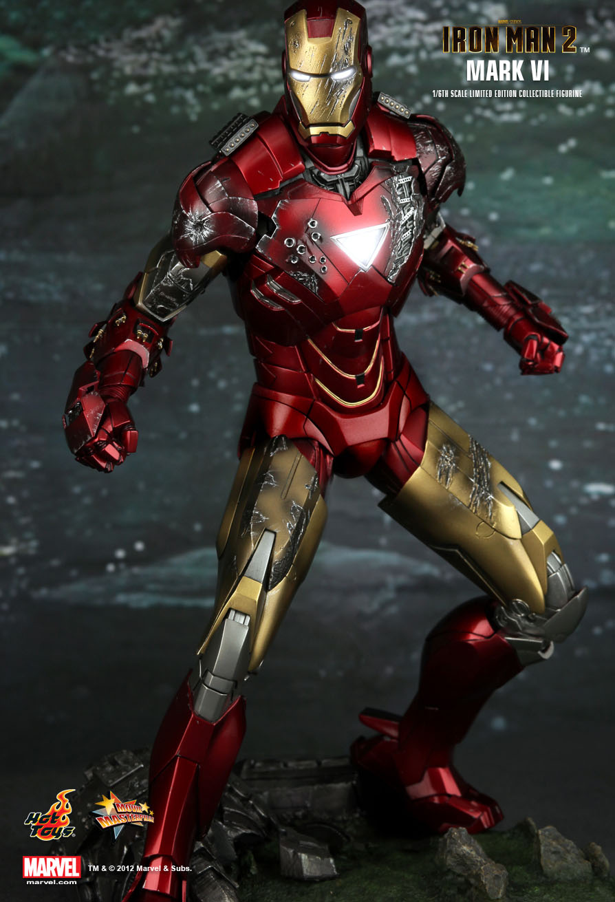 AVENGERS - IRON MAN MARK VI (MMS385DC17) PD1340186512dbA
