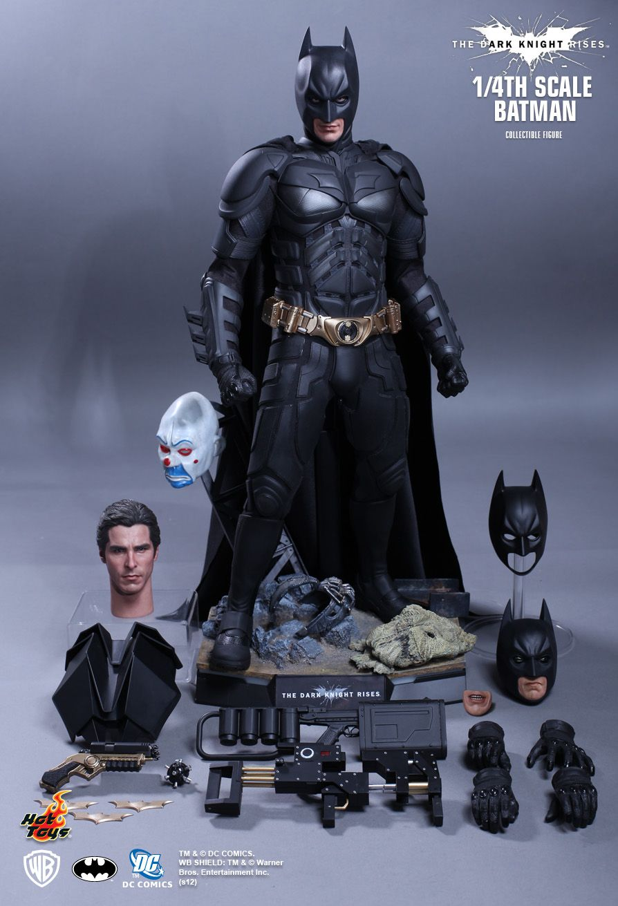 1 The Magician On Pinterest: Hot Toys : The Dark Knight Rises