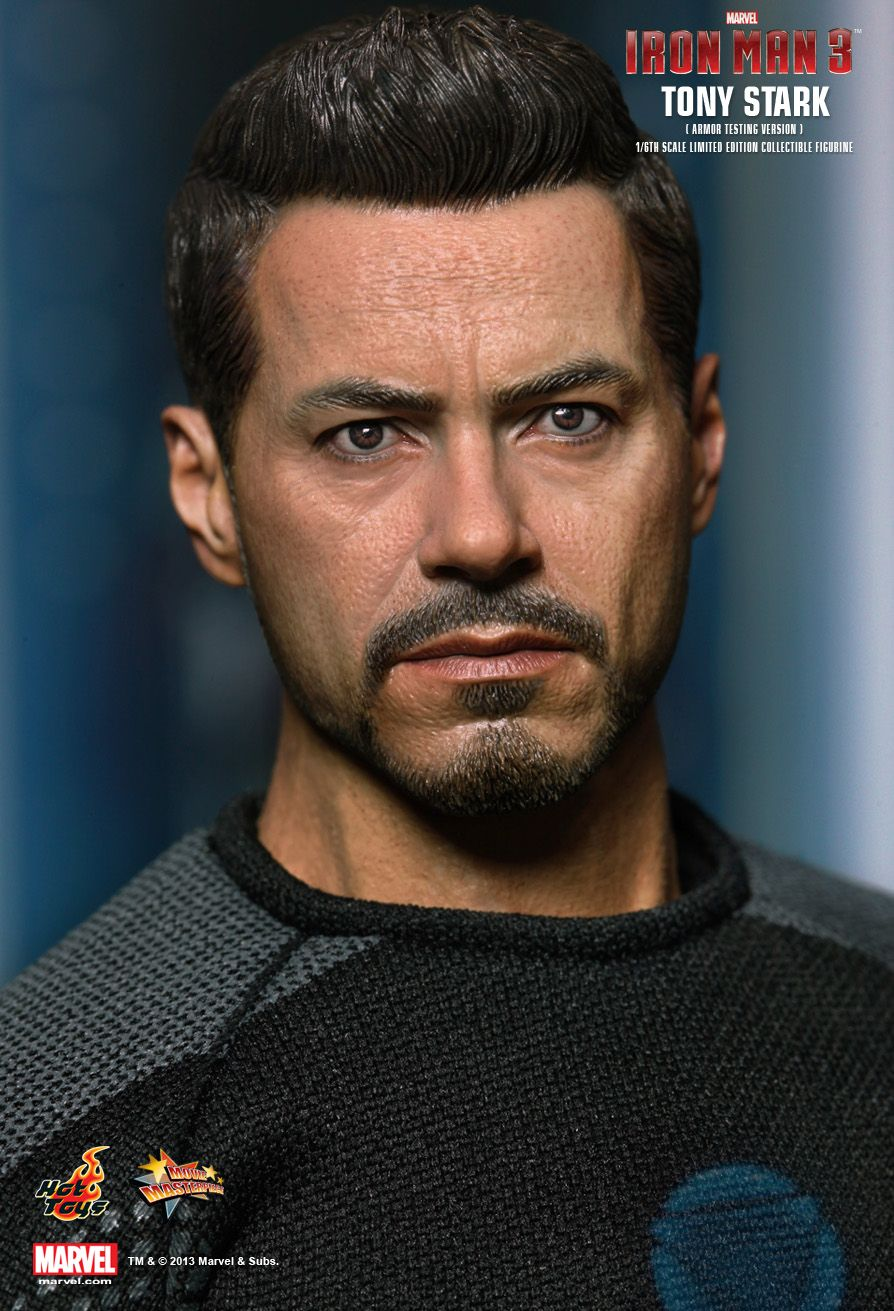 Hot Toys : Iron Man 3 ...