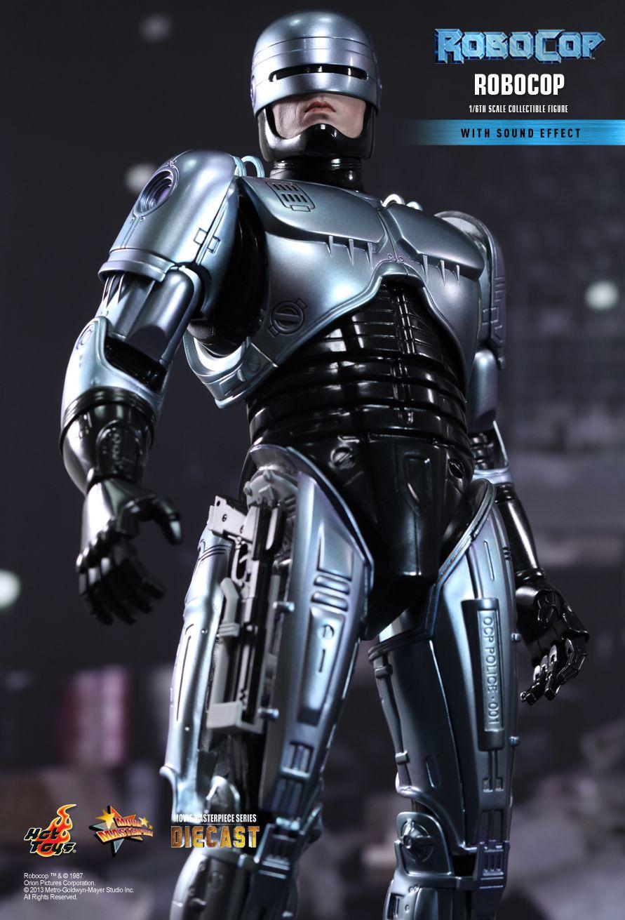 Robocop Detras de Camaras
