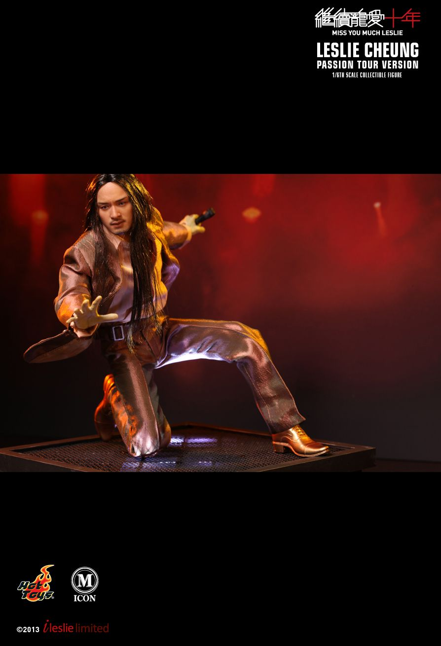 Hot Toys Leslie Cheung Miss You Much Leslie Passion