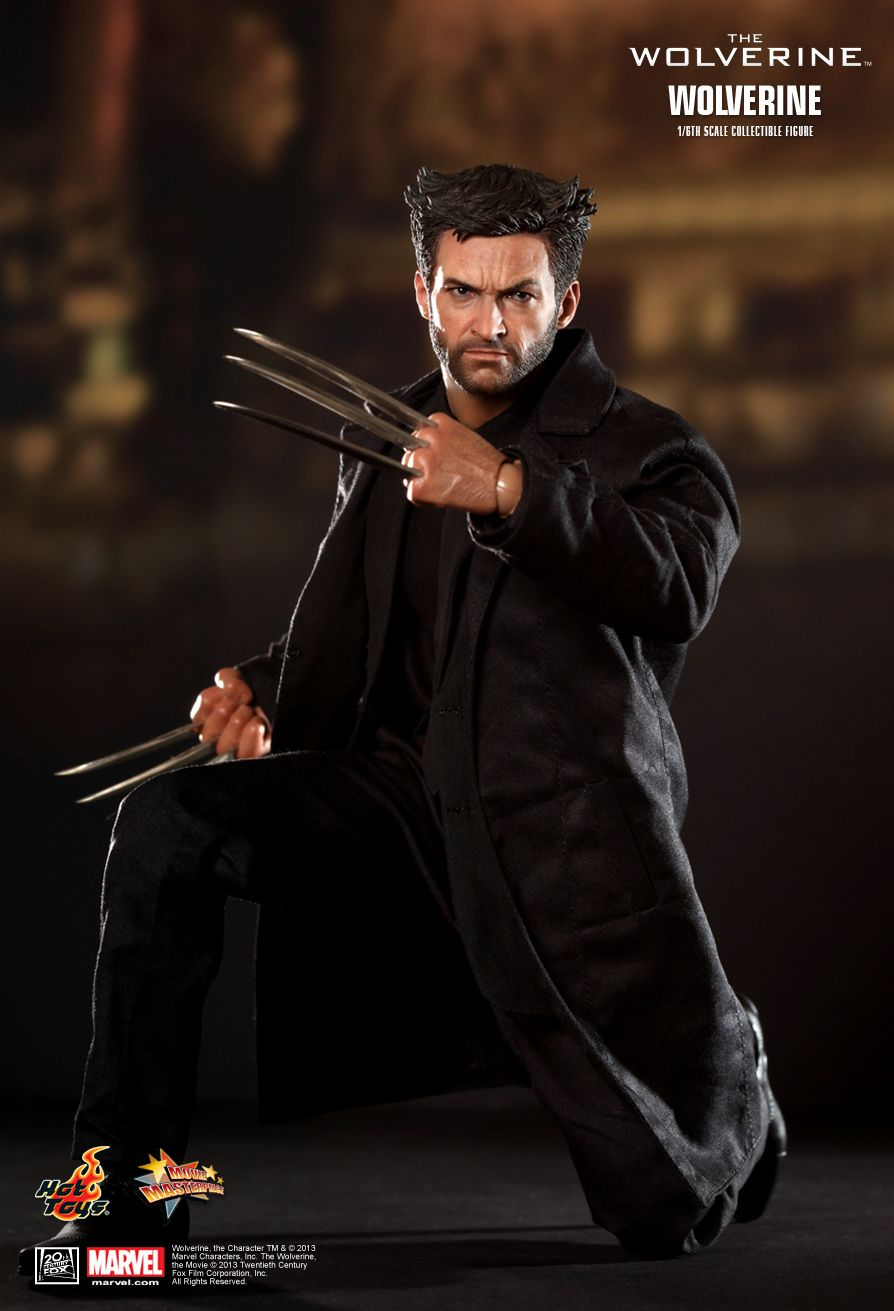 Hot Toys : The Wolveri...