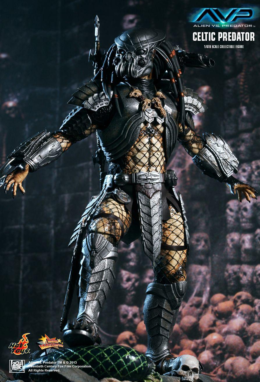 Hot Toys Alien Vs Predator