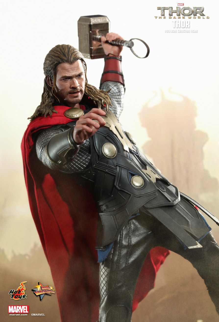 Hot Toys Thor The Dark World Thor 1 6th Scale
