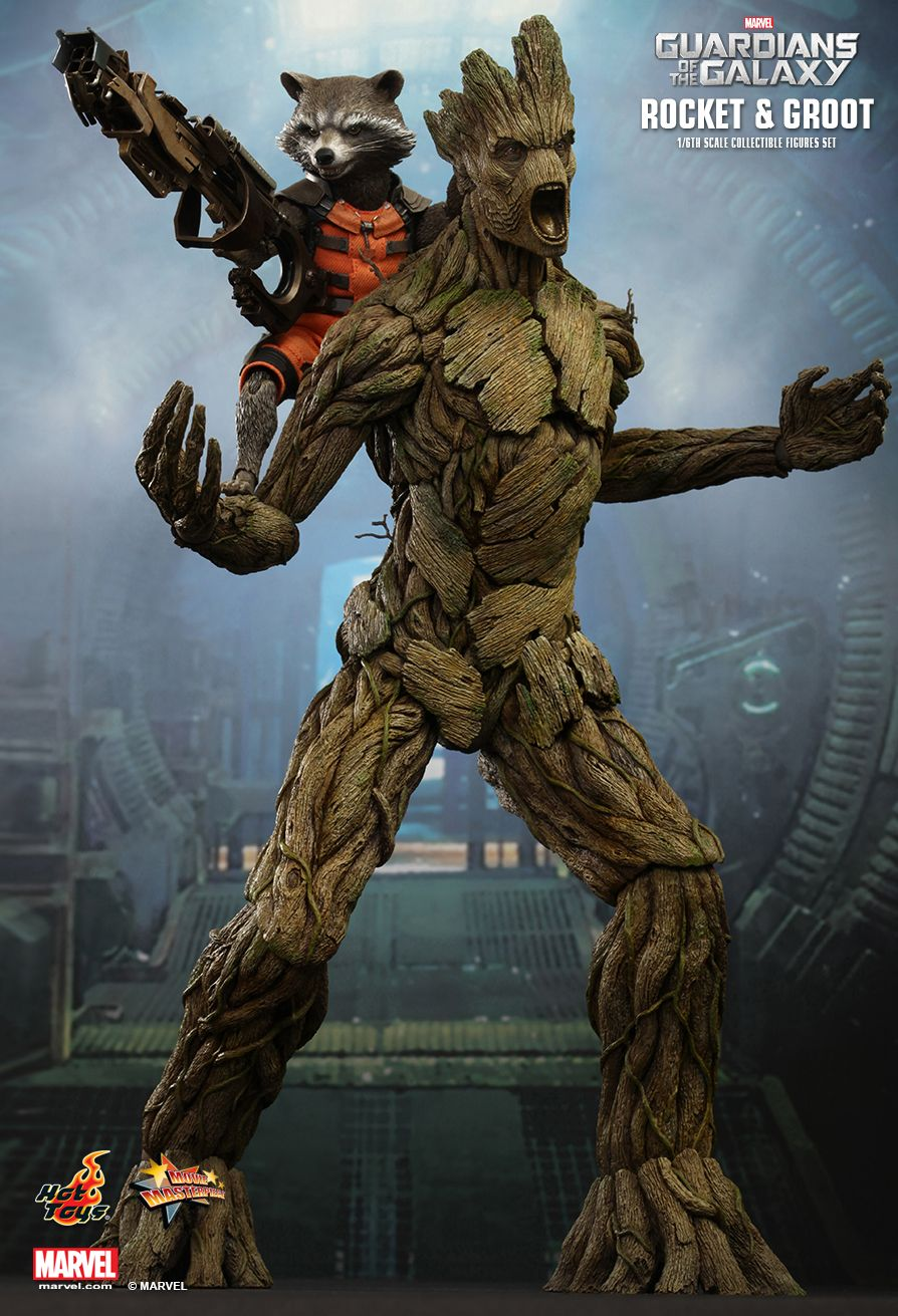 groot guardians of galaxy