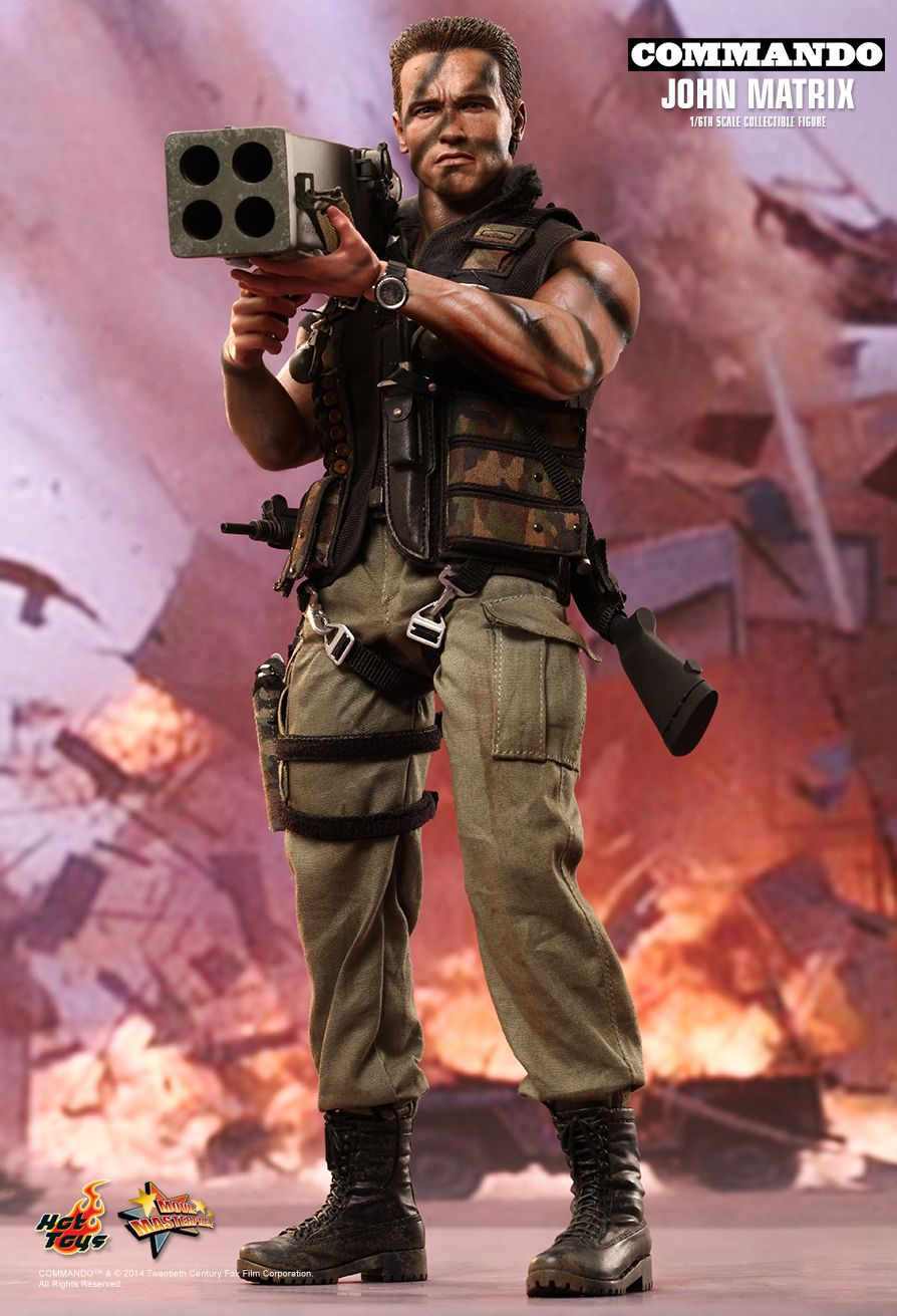 Hot Toys Arnold