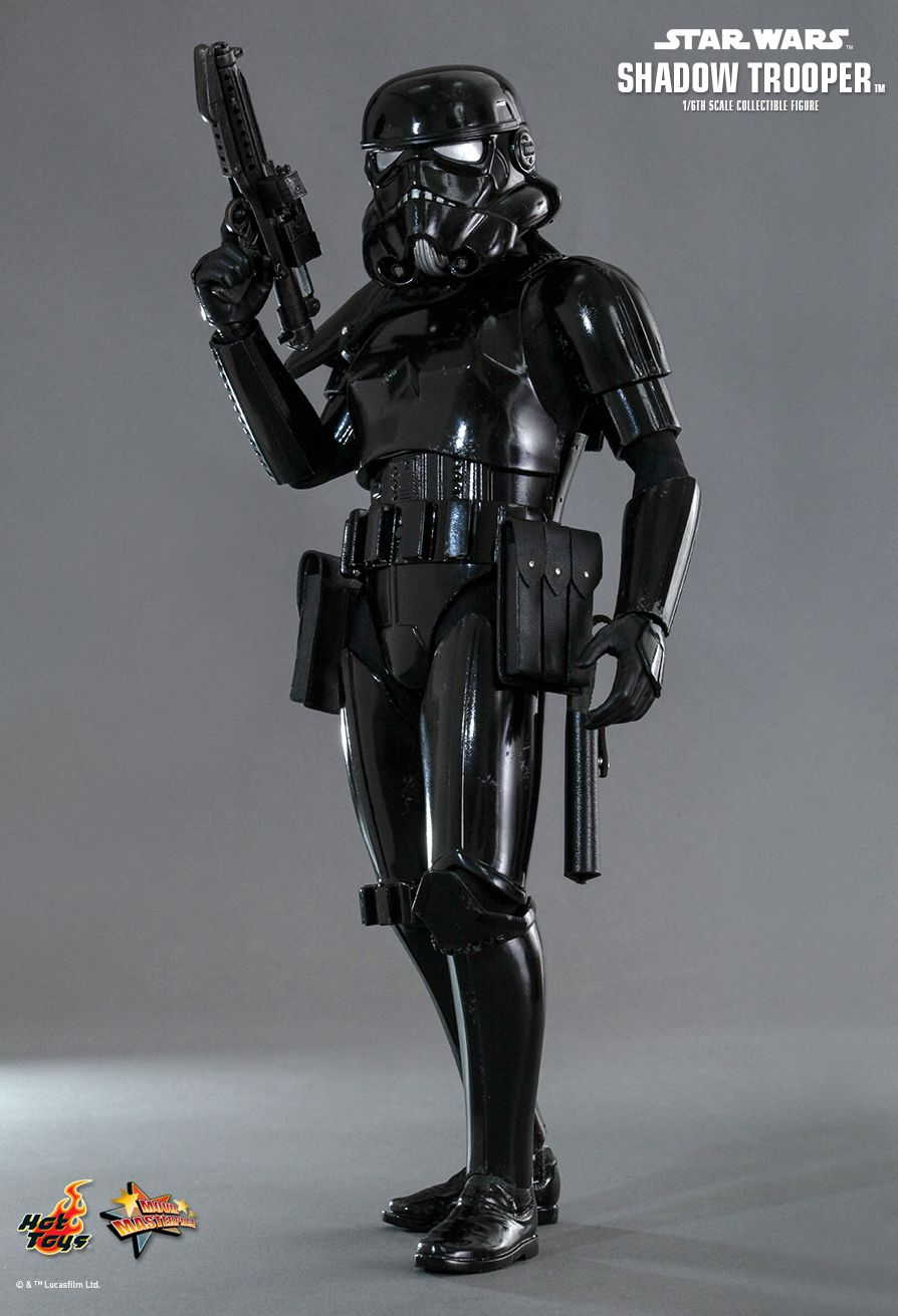 Hot Toys Star Wars Shadow Trooper 1 6th Scale Collectible Figure