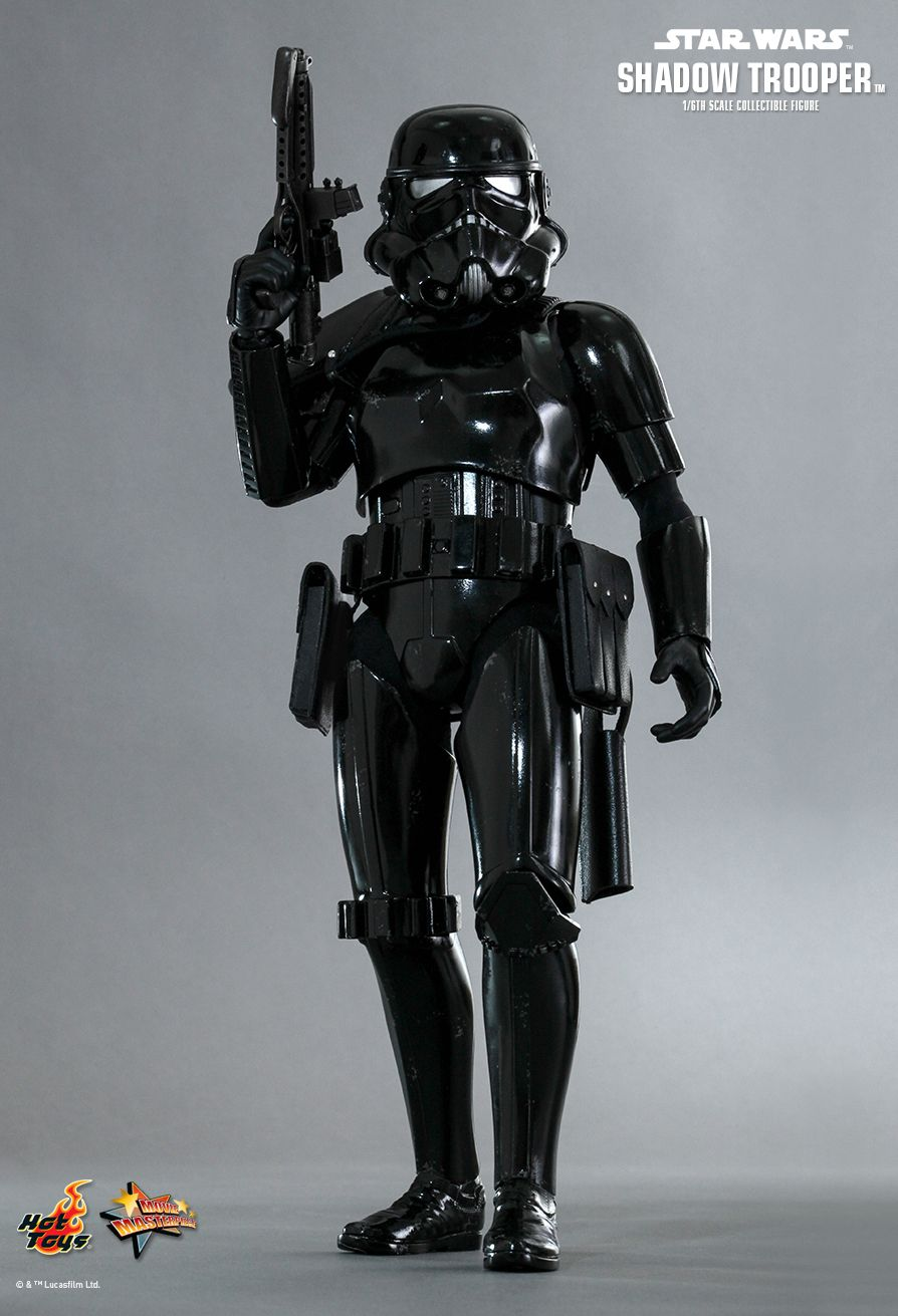 Hot Toys Star Wars Shadow Trooper 1 6th Scale