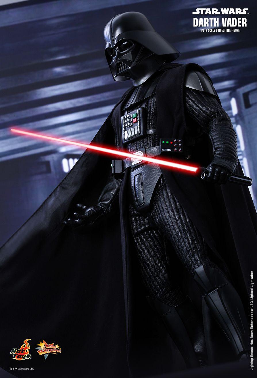 Hot Toys Star Wars Episode Iv A New Hope Darth Vader