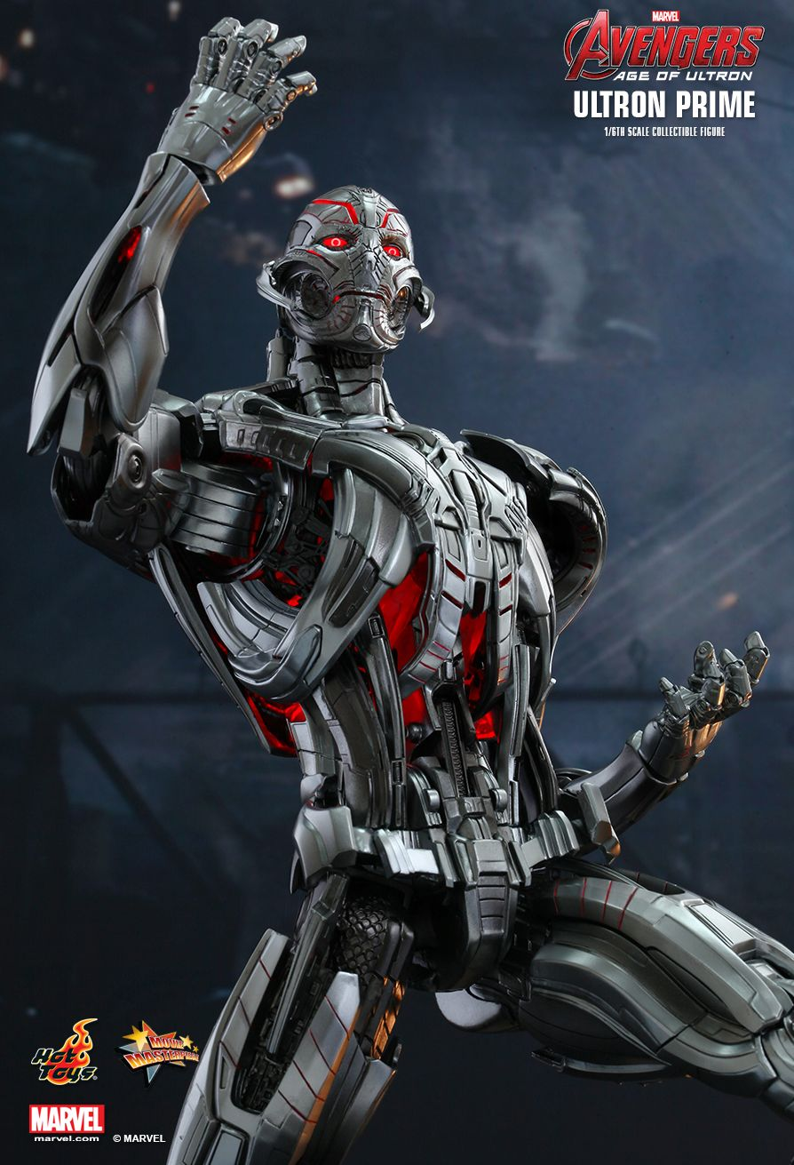Avengers: Age of Ultron Reviews Are Mixed: Did Joss Whedon ... |Ultron Avengers Age Of Ultron