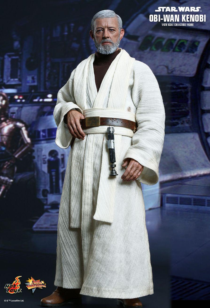 Hot Toys Star Wars Episode Iv A New Hope Obi Wan
