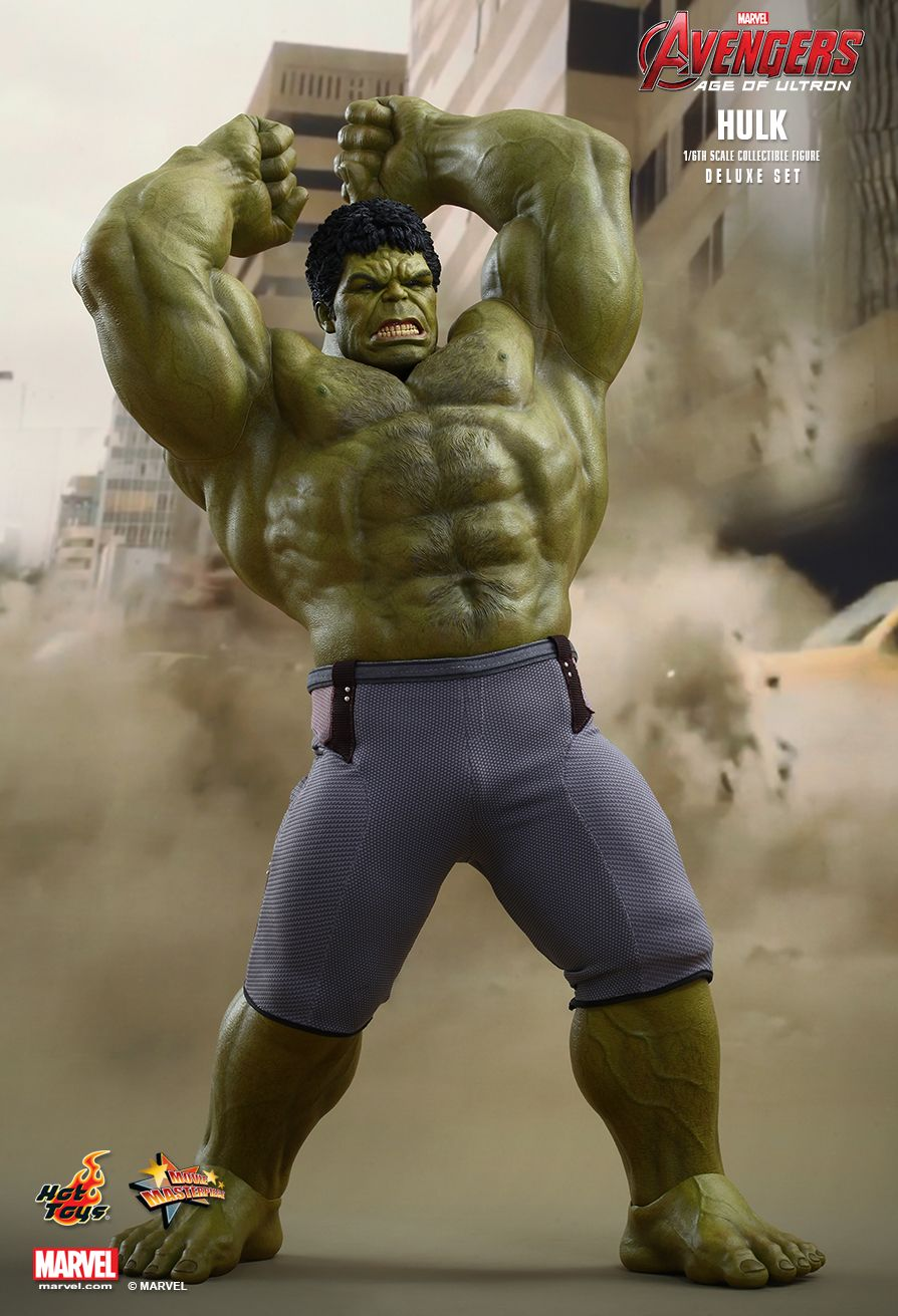 Hot Toys : Avengers: Age of Ultron - Hulk 1/6th scale ...