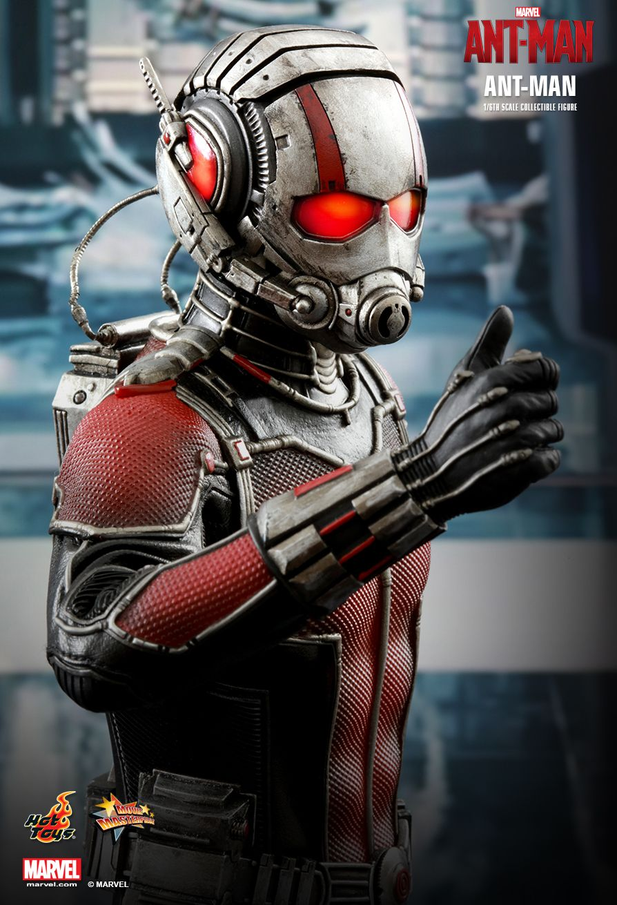 Hot Toys Ant Man Ant Man 1 6th Scale Collectible Figure