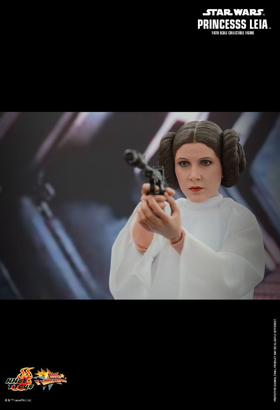 hot toys star wars episode iv a new hope princess