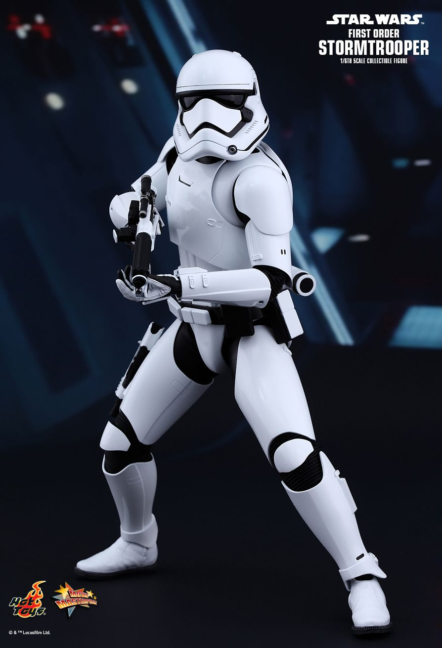 how to draw a first order stormtrooper
