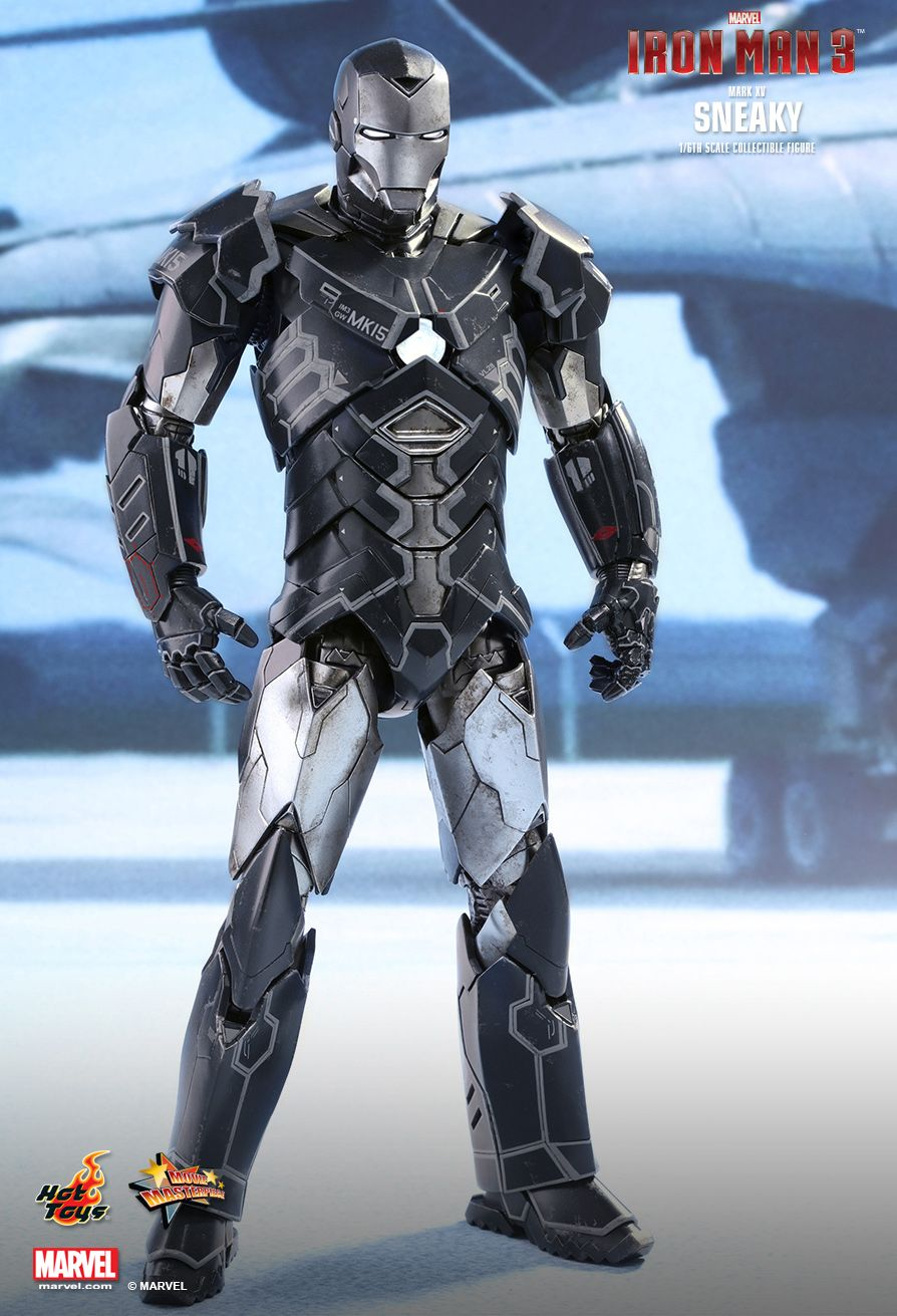 The gallery for --> Iron Man Mark 12 Suit