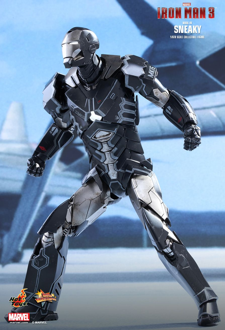 Hot Toys   Iron Man 3  6th Scale