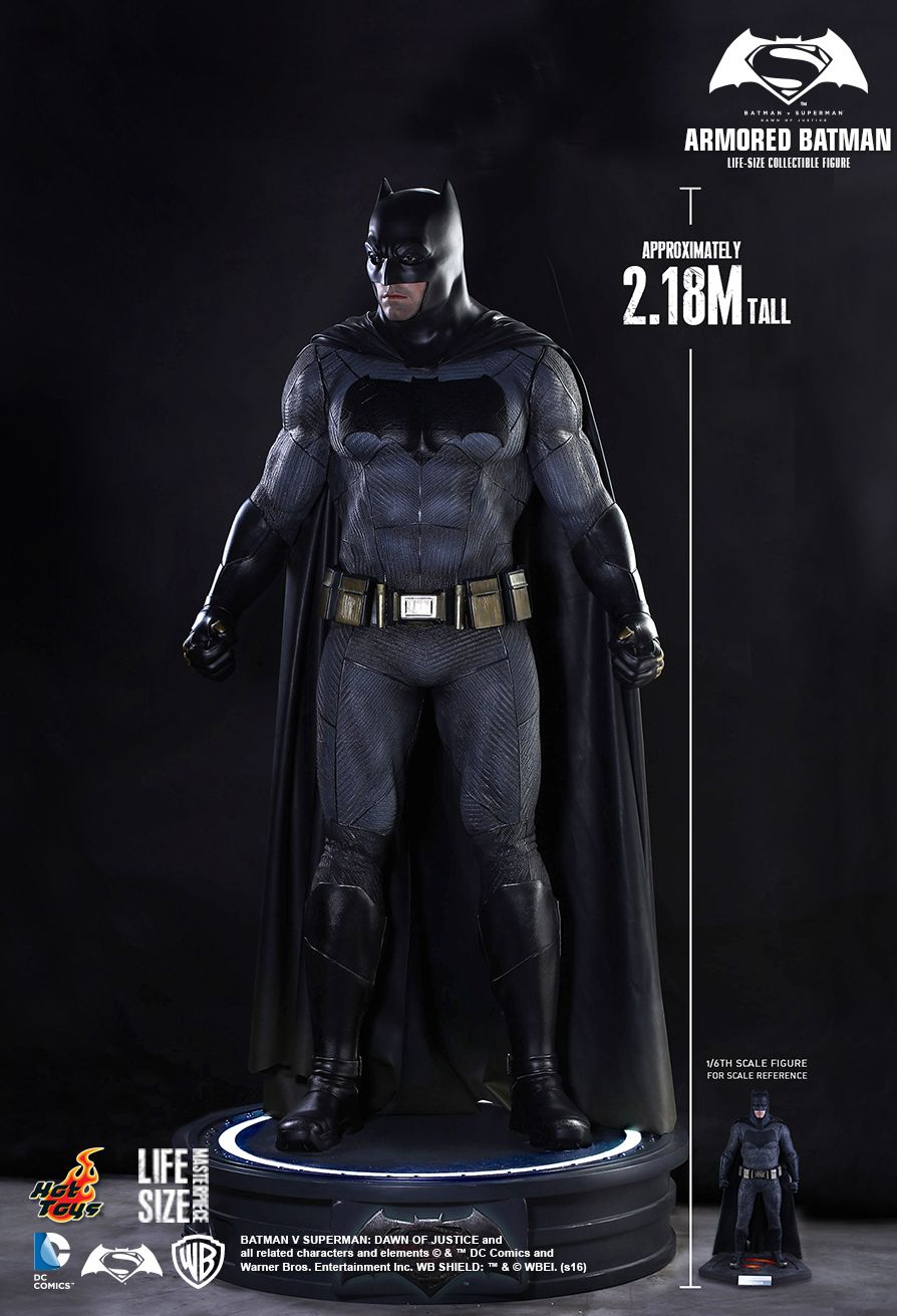 Hot Toys Batman V Superman Dawn Of Justice