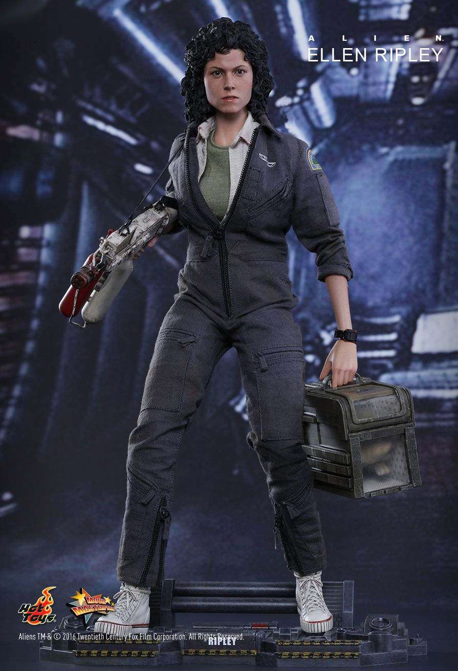 Hot Toys Alien Ellen Ripley 1 6th Scale Collectible Figure