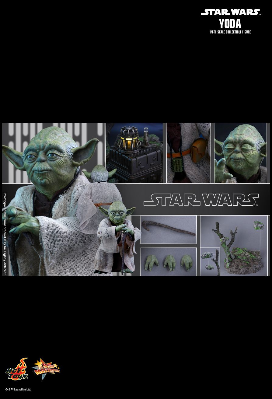 Hot Toys Star Wars Episode V The Empire Strikes Back