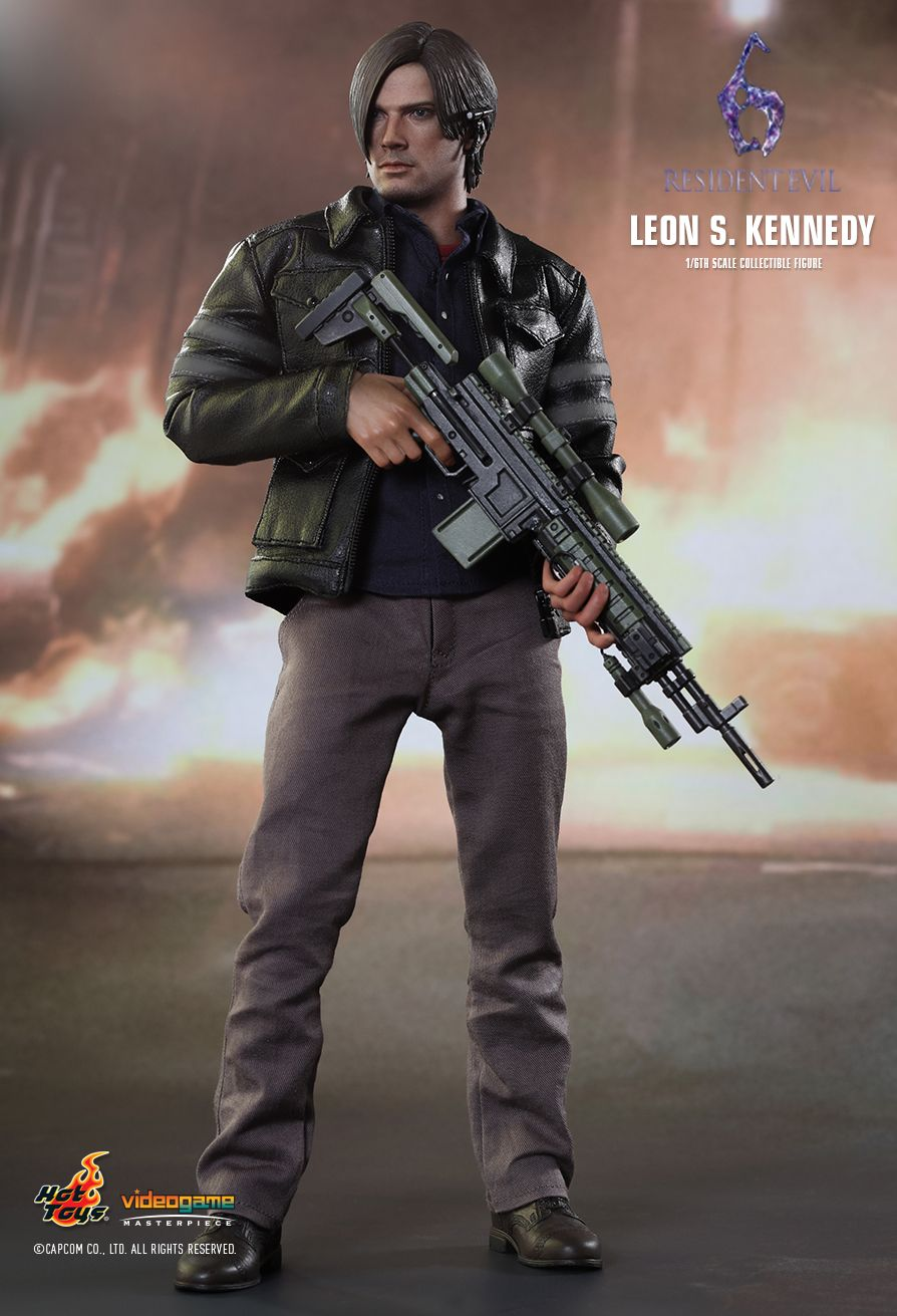 leon s. kennedy | Leon S. Kennedy - Resident Evil: Damnation by ...