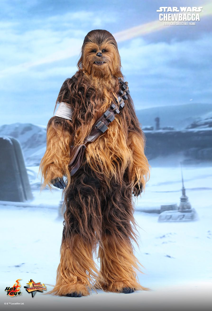 Hot Toys Star Wars The Force Awakens Chewbacca 1 6th
