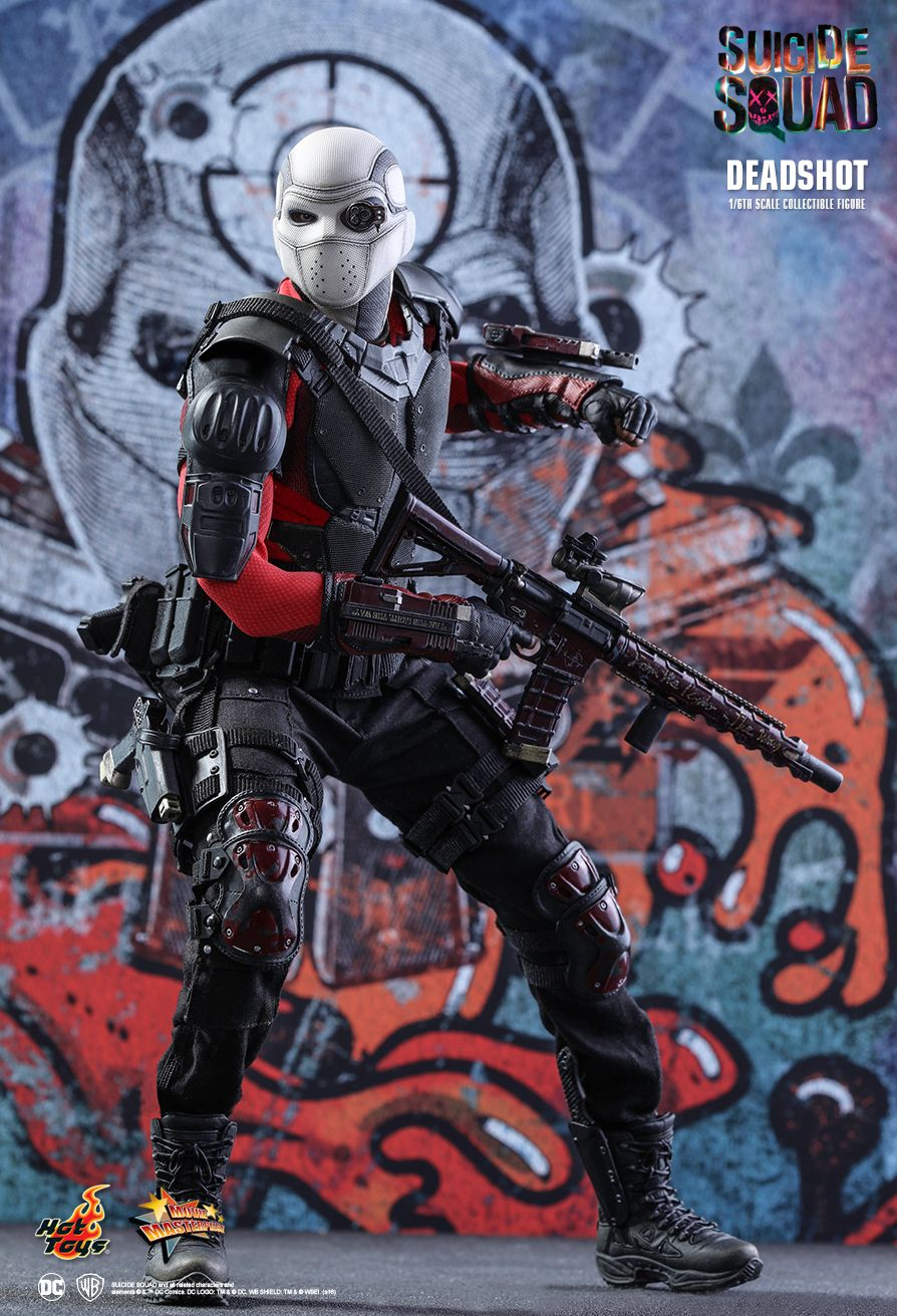 Hot Toys Suicide Squad Deadshot 1 6th Scale