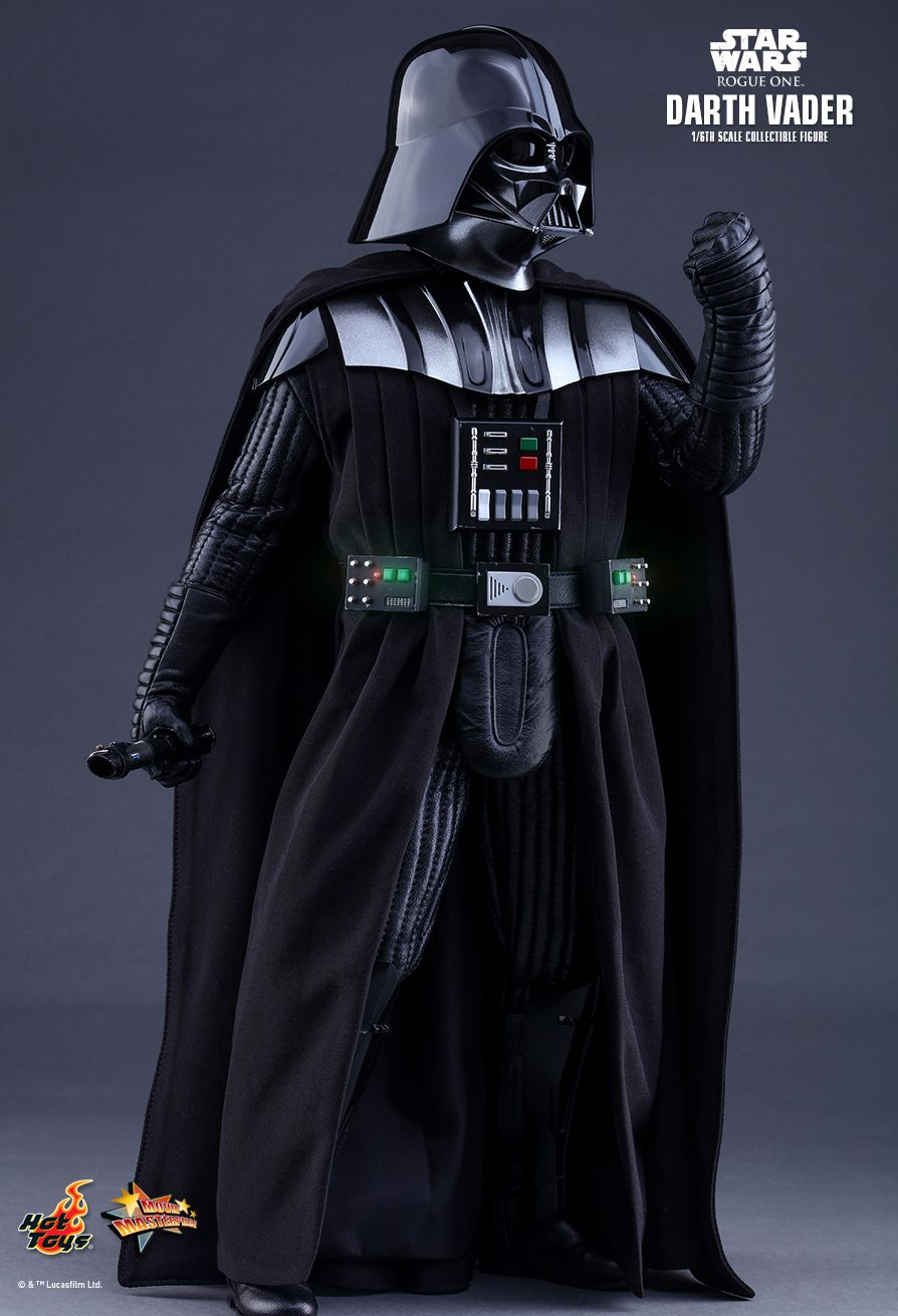 Star Wars 15 Gross Facts About Darth Vaders Suit  CBR