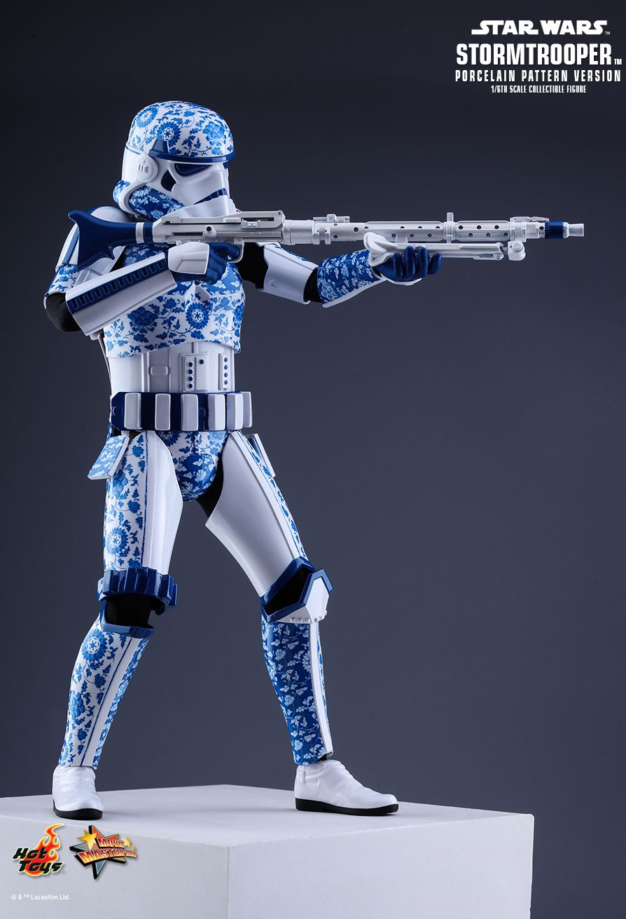 Storm trooper edition porcelaine (MMS401) PD14794639576C0