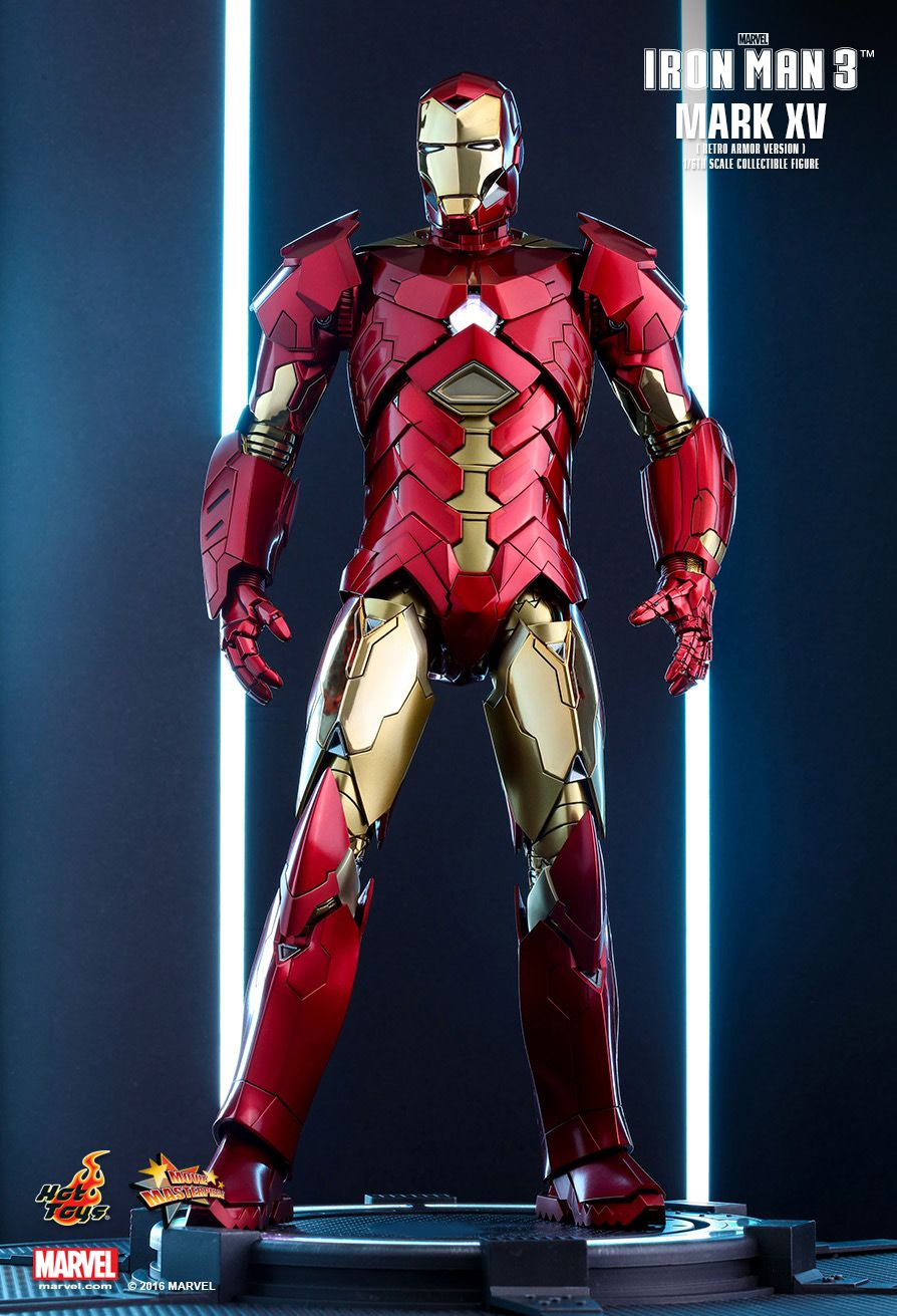 "IRON MAN 3 - MARK XV ""SNEAKY"" (MMS348) - Page 2 PD14812698050hv"