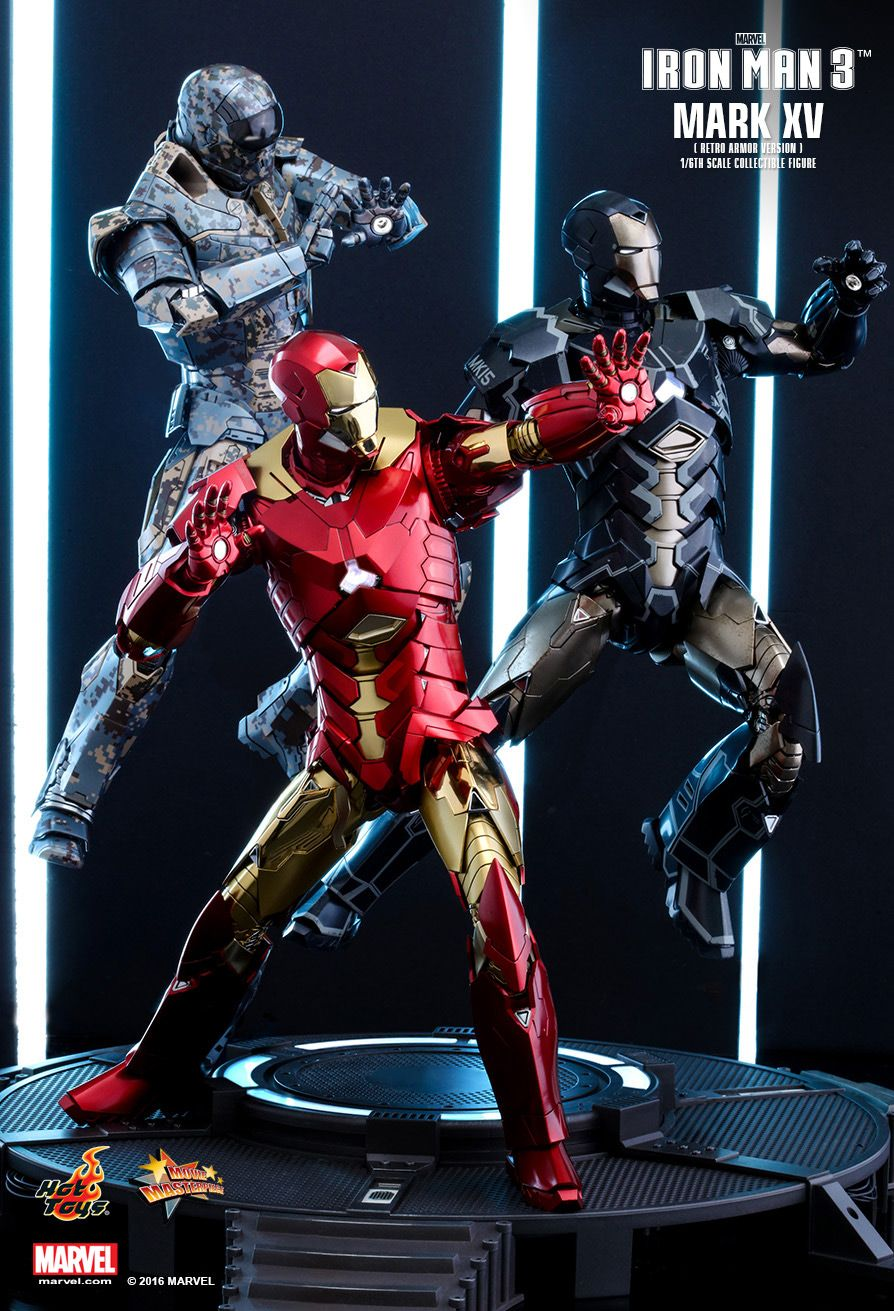 "IRON MAN 3 - MARK XV ""SNEAKY"" (MMS348) - Page 2 PD1481269807QC2"