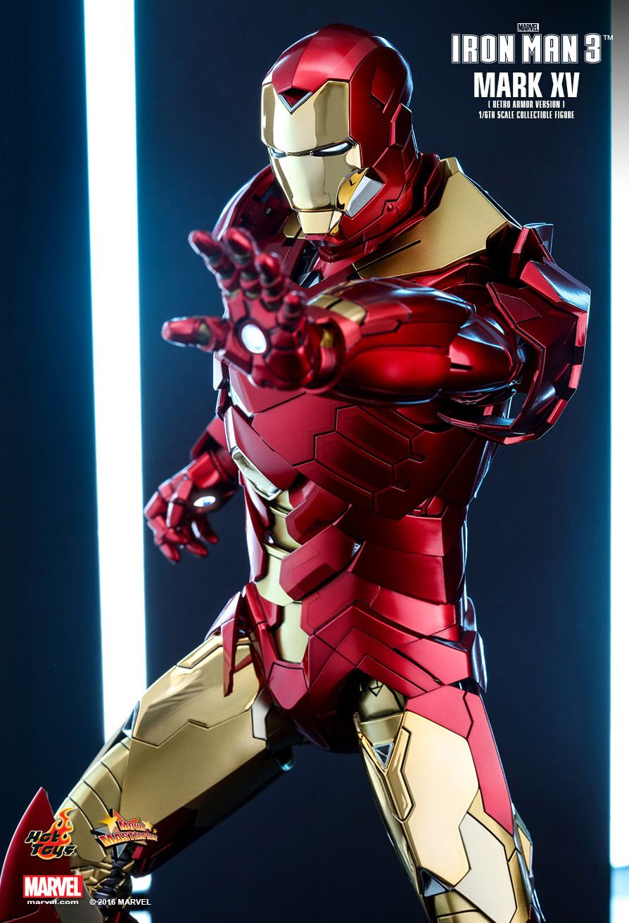 "IRON MAN 3 - MARK XV ""SNEAKY"" (MMS348) - Page 2 PD1481269812UU4"