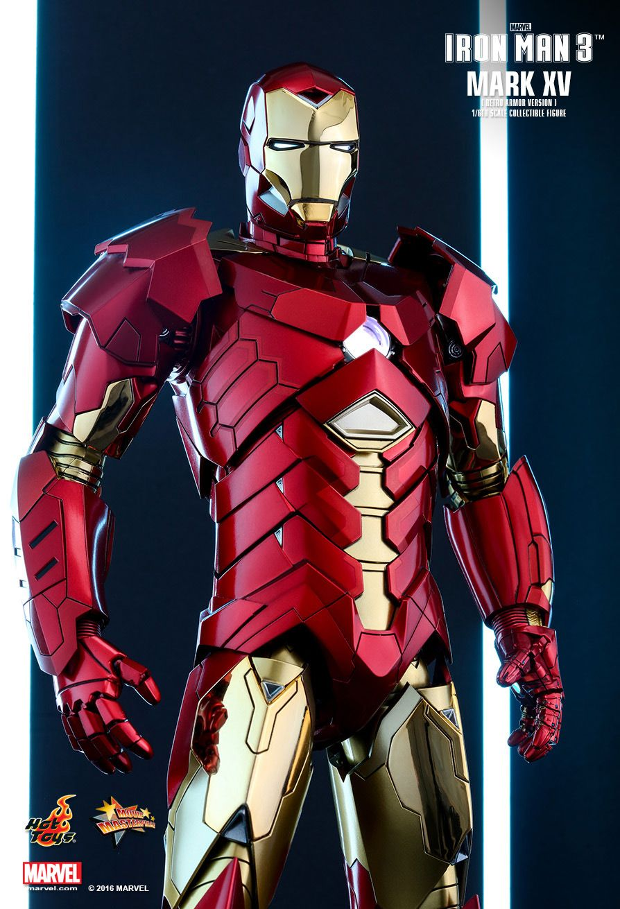 "IRON MAN 3 - MARK XV ""SNEAKY"" (MMS348) - Page 2 PD14812698154C3"