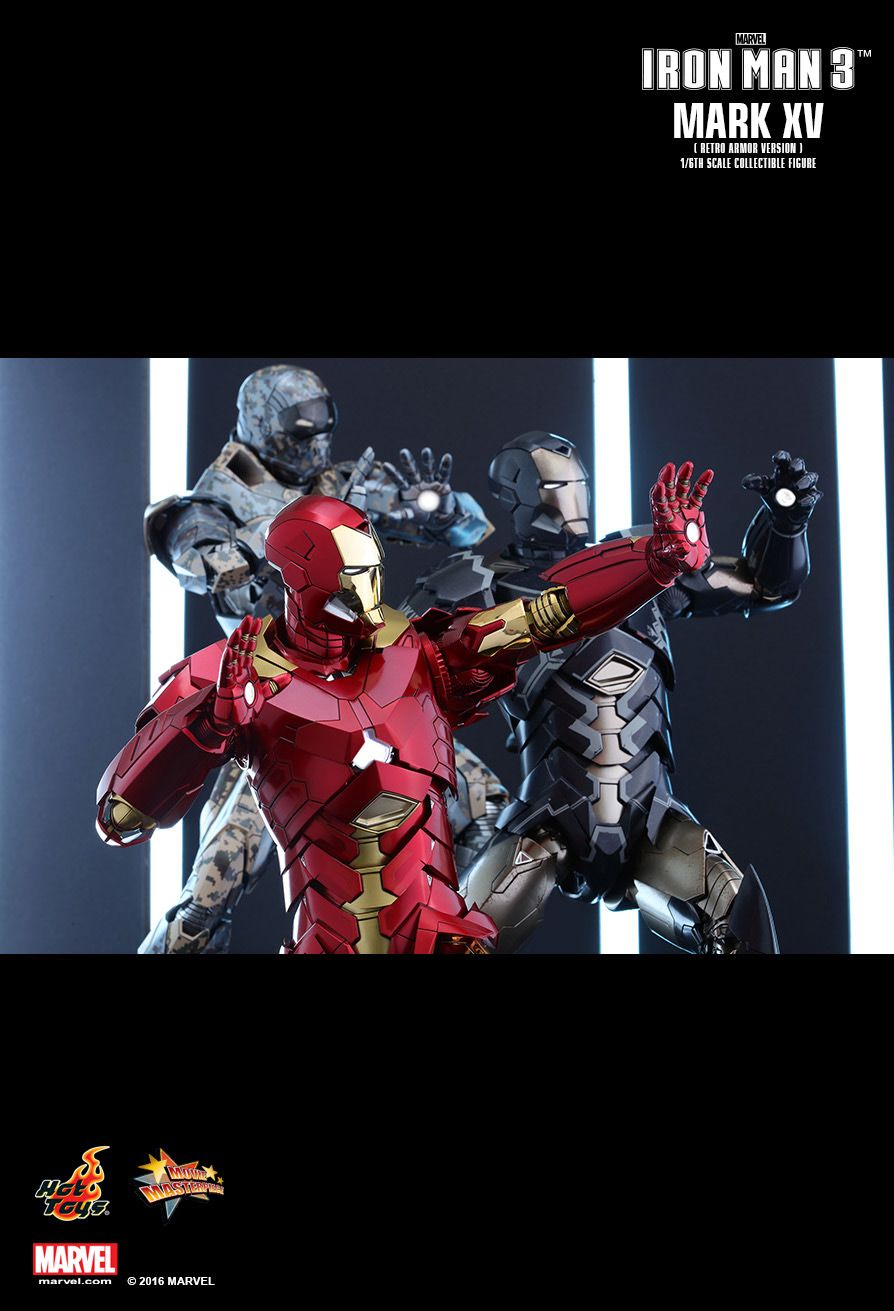 "IRON MAN 3 - MARK XV ""SNEAKY"" (MMS348) - Page 2 PD1481269816zGK"