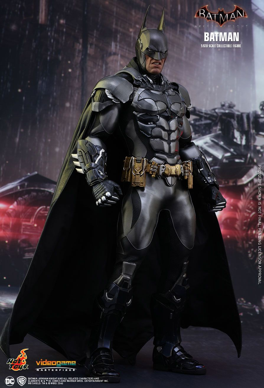 "HOT TOYS 1//6 Scale Batman:Arkham City Hands Model for 12/"" Action Figure"